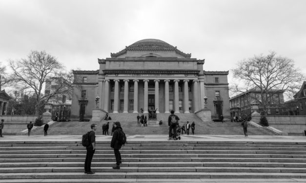 "Whose ""Free Speech?"" A Ruckus at Columbia"