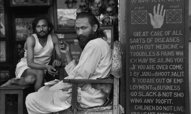 Henri Cartier-Bresson: India in Full Frame