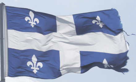 Quebec Shows its Colors