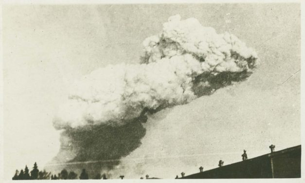 The Halifax Explosions?