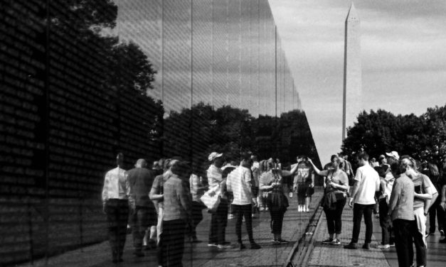 The Memorial Project: Vietnam Veterans Memorial, Washington, DC