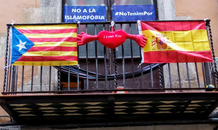 A Guide to the Many Flags Visible in Barcelona These Days