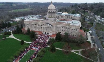 Teacher Protests Spread To Kentucky