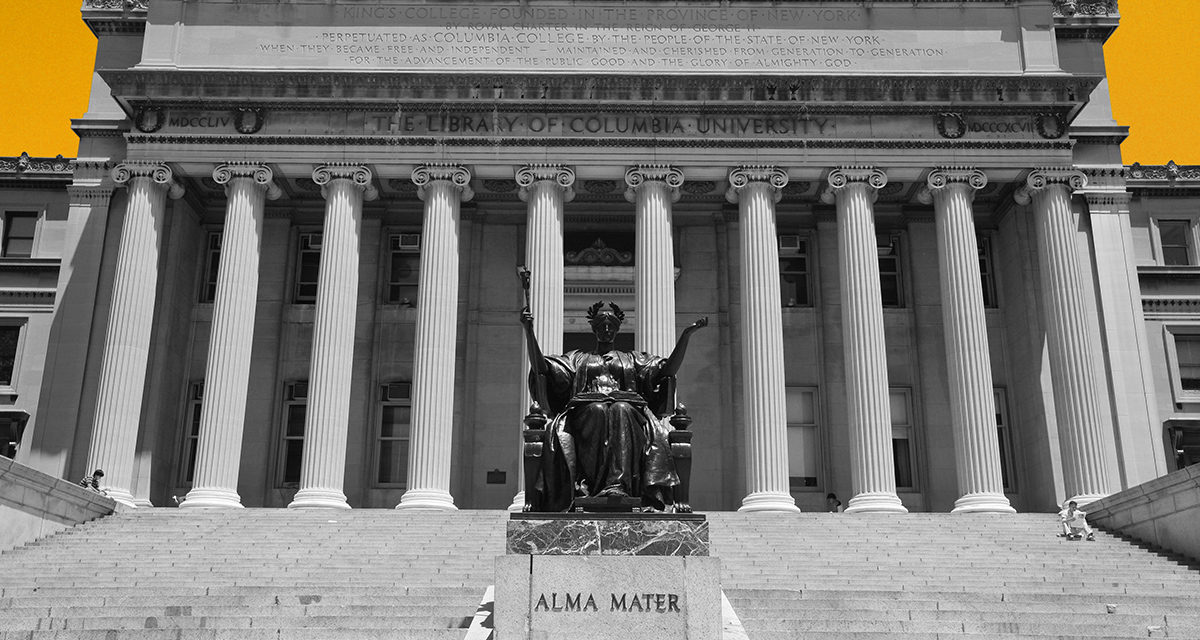 Trumpism at Columbia
