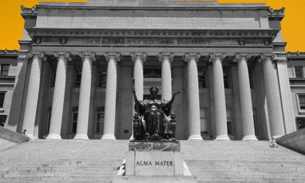 Trumpism at Columbia