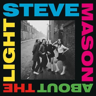 Steve Mason — About the Light