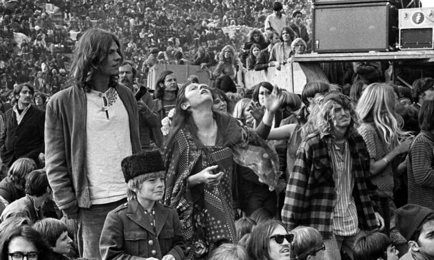 Woodstock, Altamont, and the Sixties