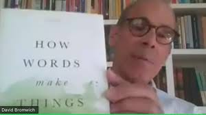 "The 60's as Founding: On David Bromwich's ""How Words Make Things Happen"""