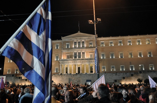 SYRIZA in Power: Precepts of Governing and the Greek State